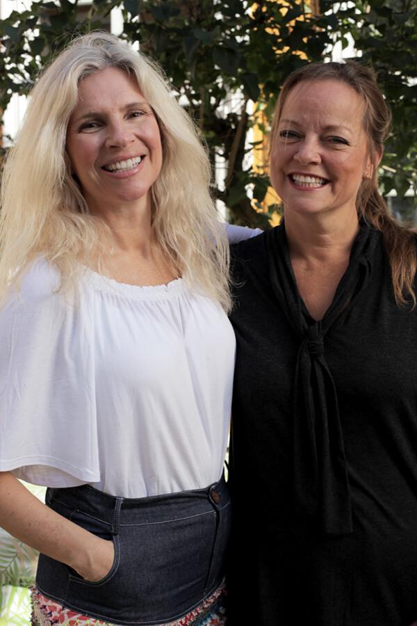 Tonje og Birgit